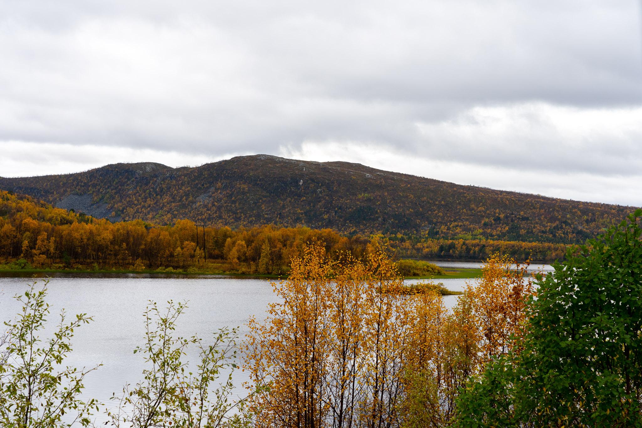 Erste Eindrücke von Norwegen