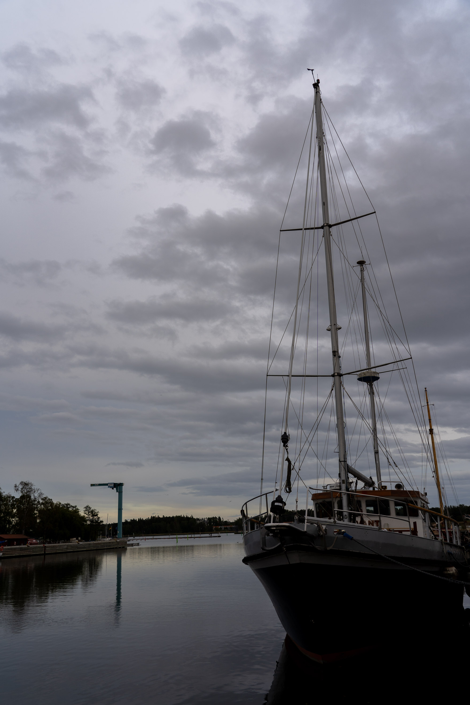 Nyköping Hafen