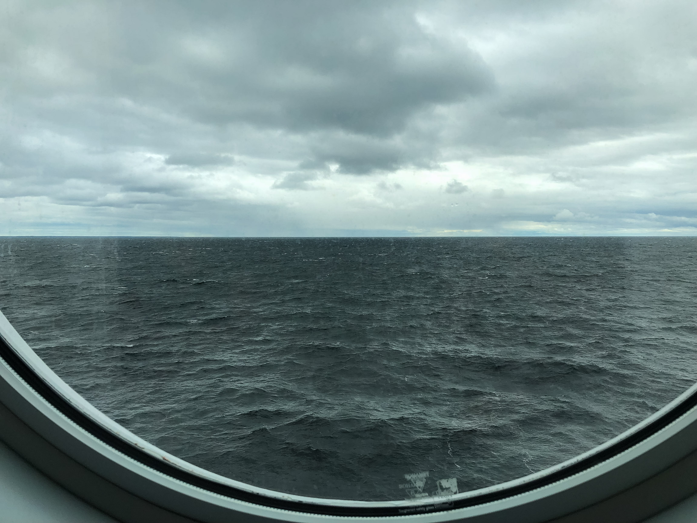 Nichts als Meer