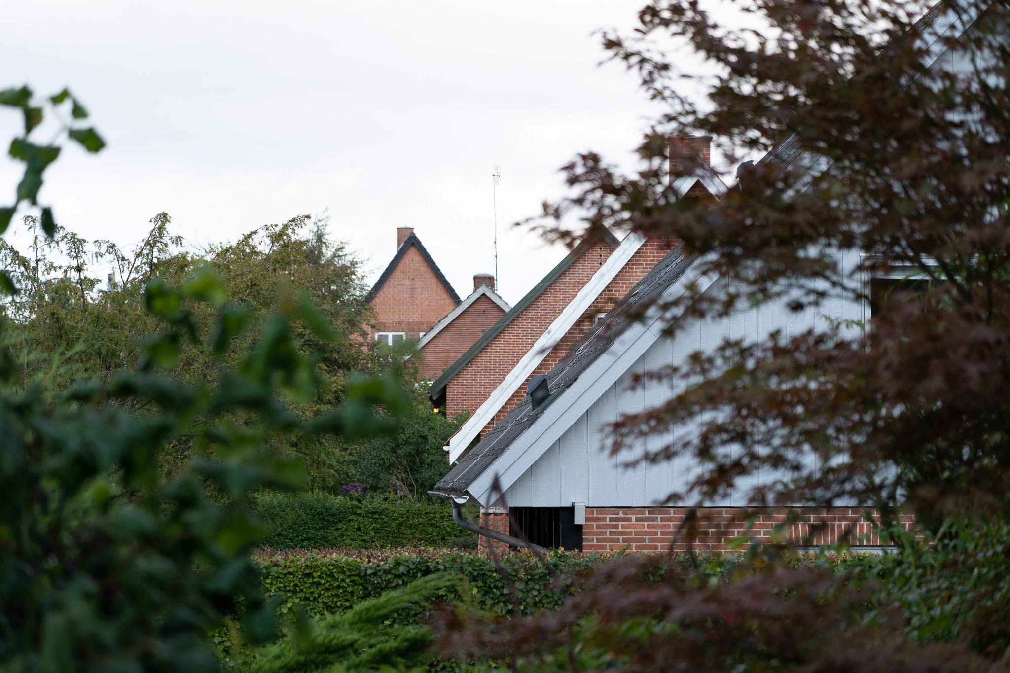 Dächer von Apenrade