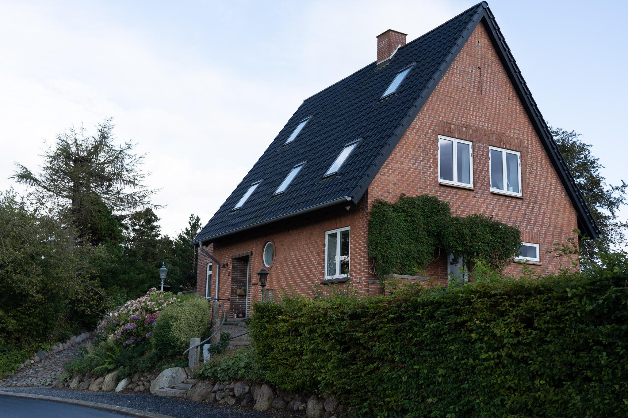Haus in Apenrade