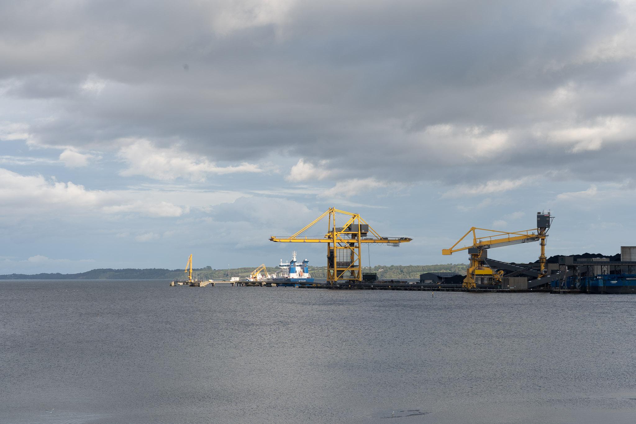 Apenrade-Hafen