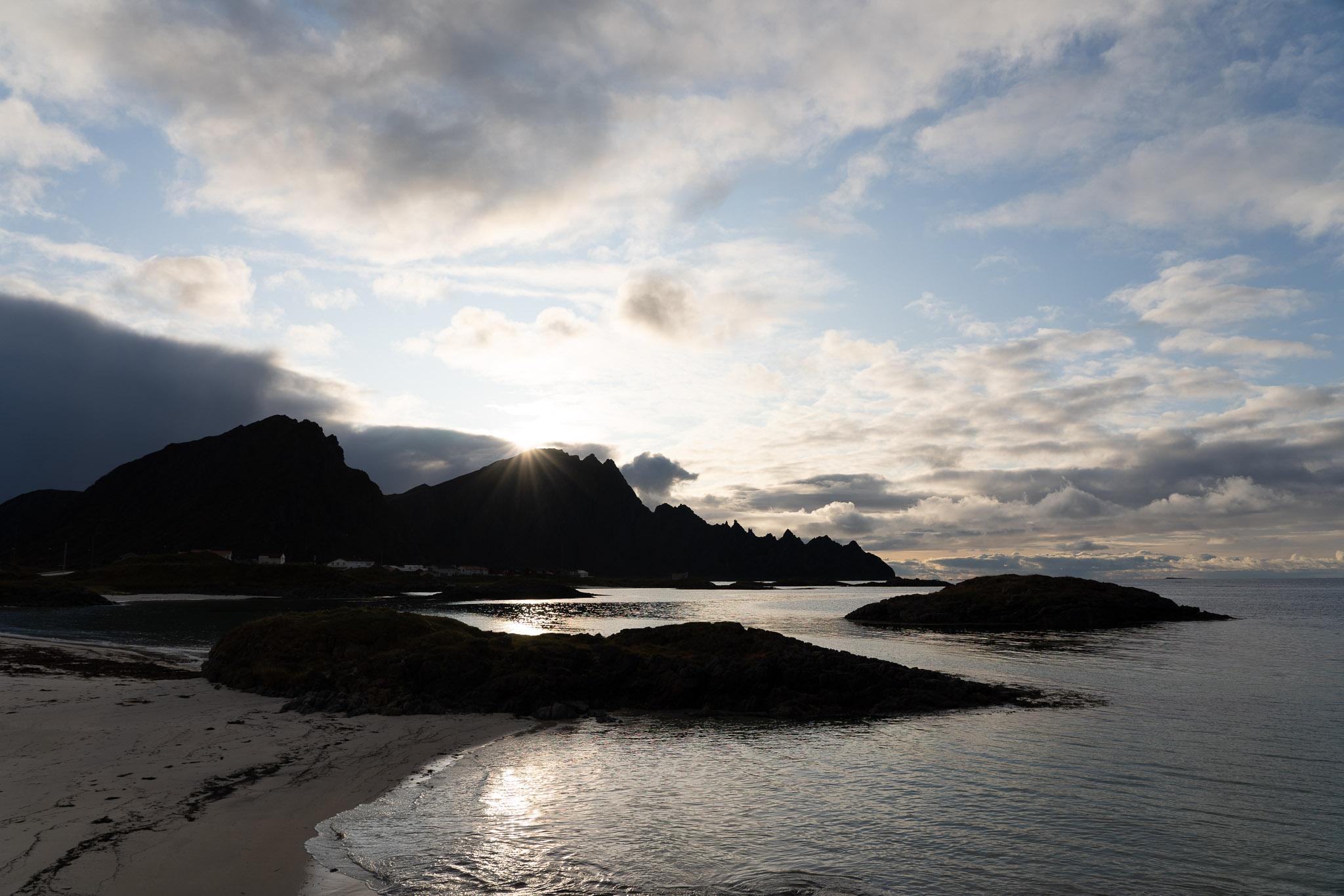 Strand von Andenes