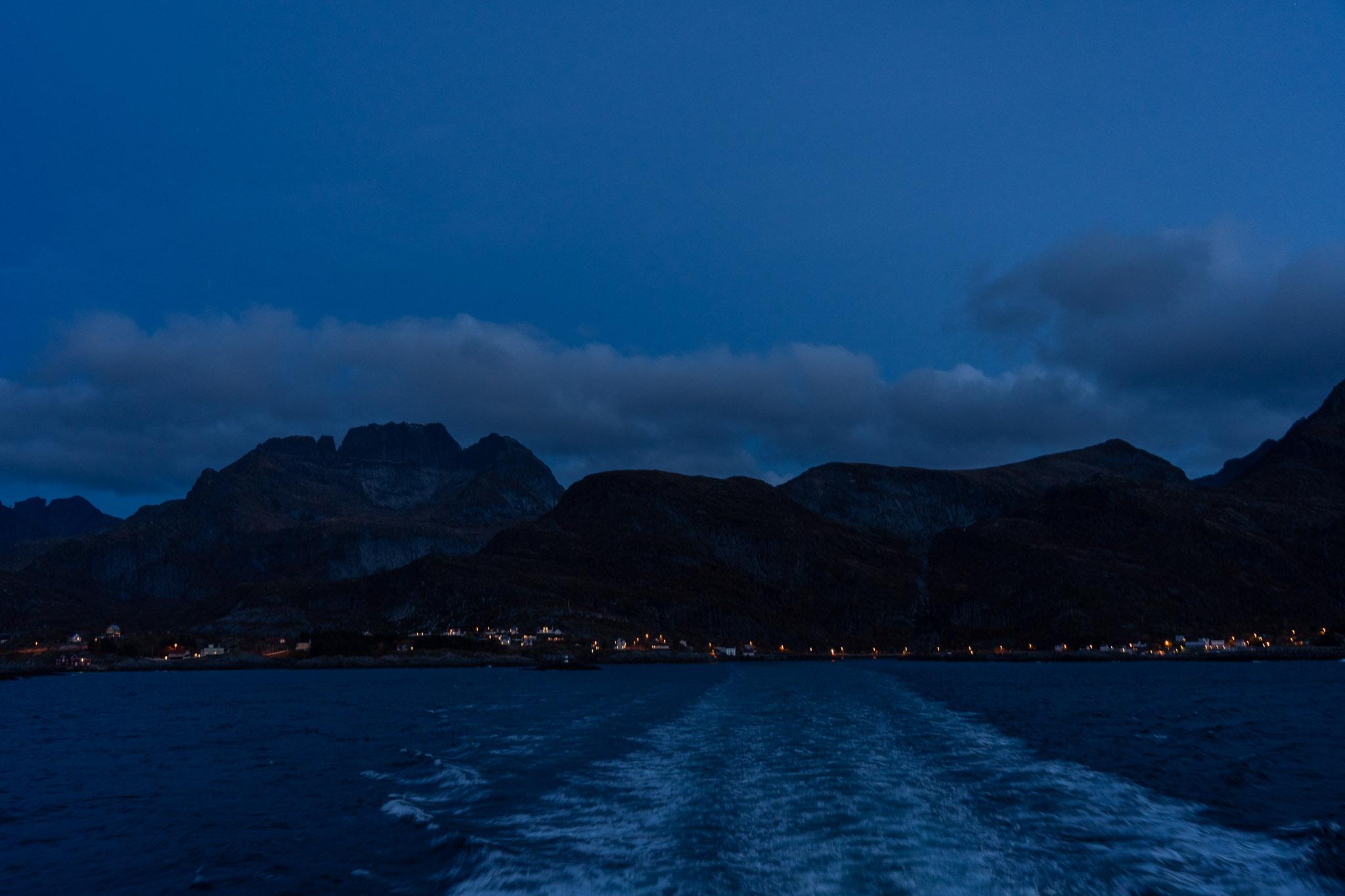 Ab nach Bodø