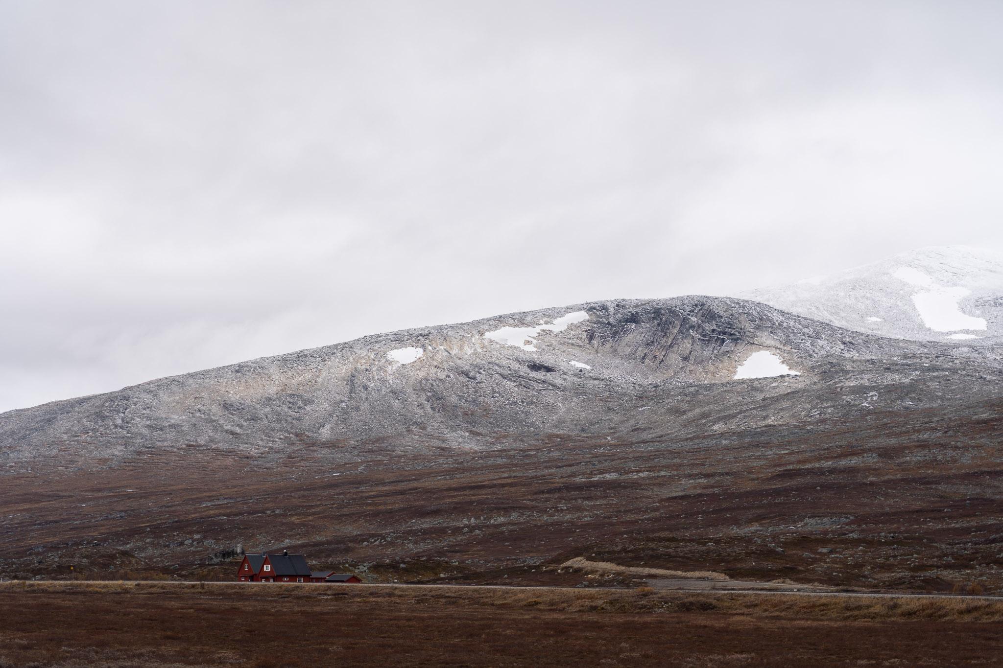 Haus am Schnee