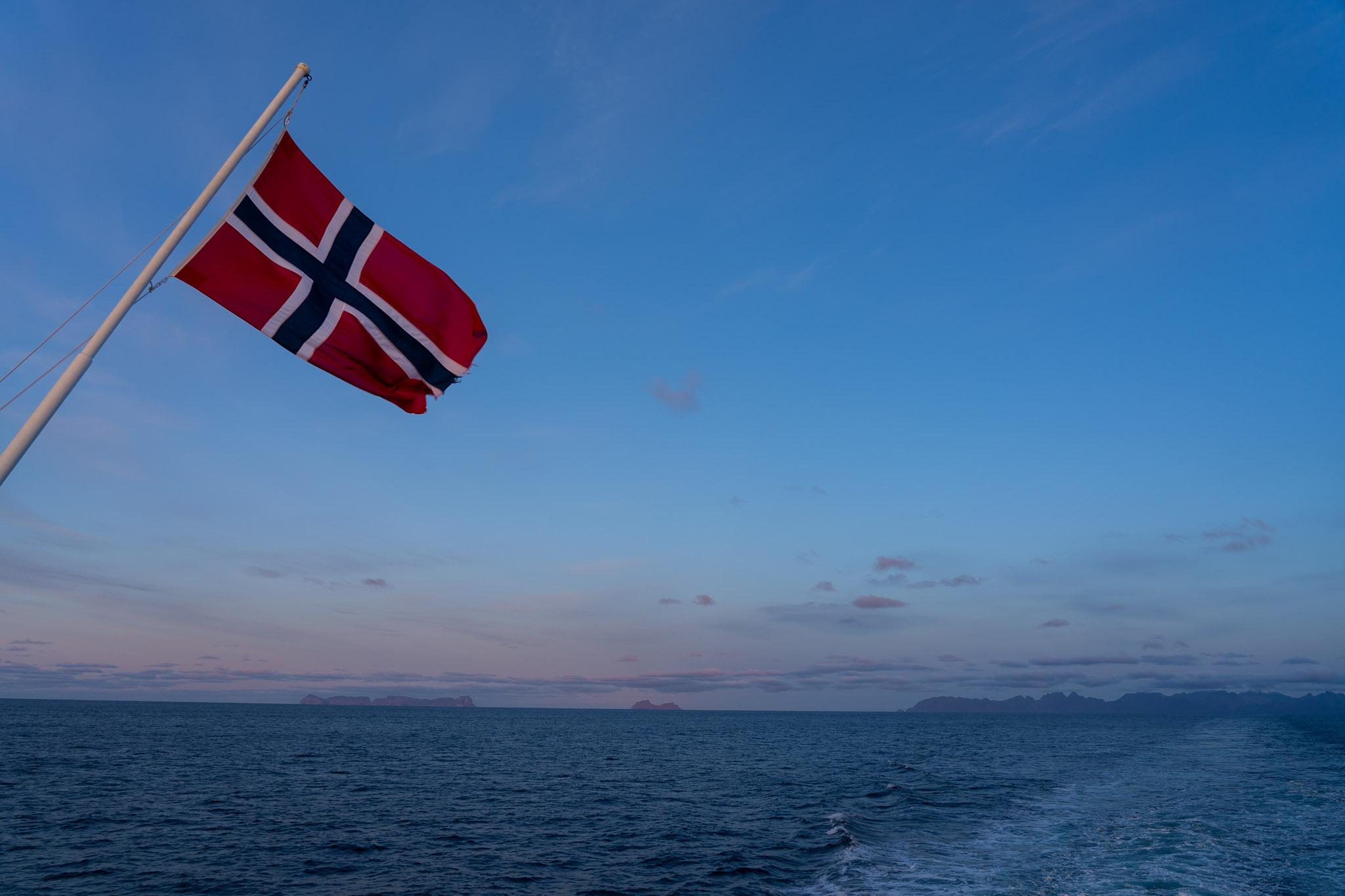 Hisst die Flagge
