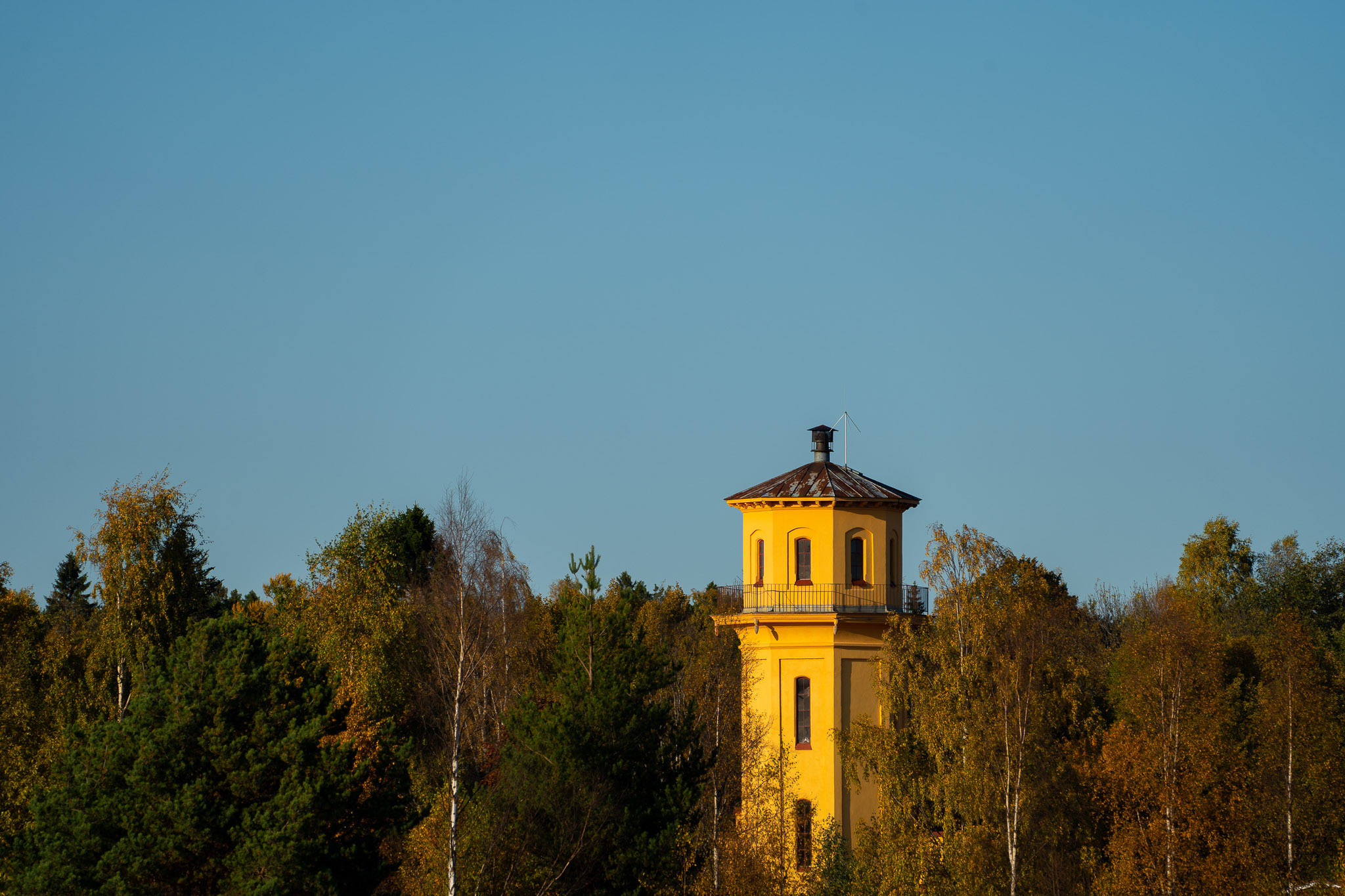 Turm in Ljusne