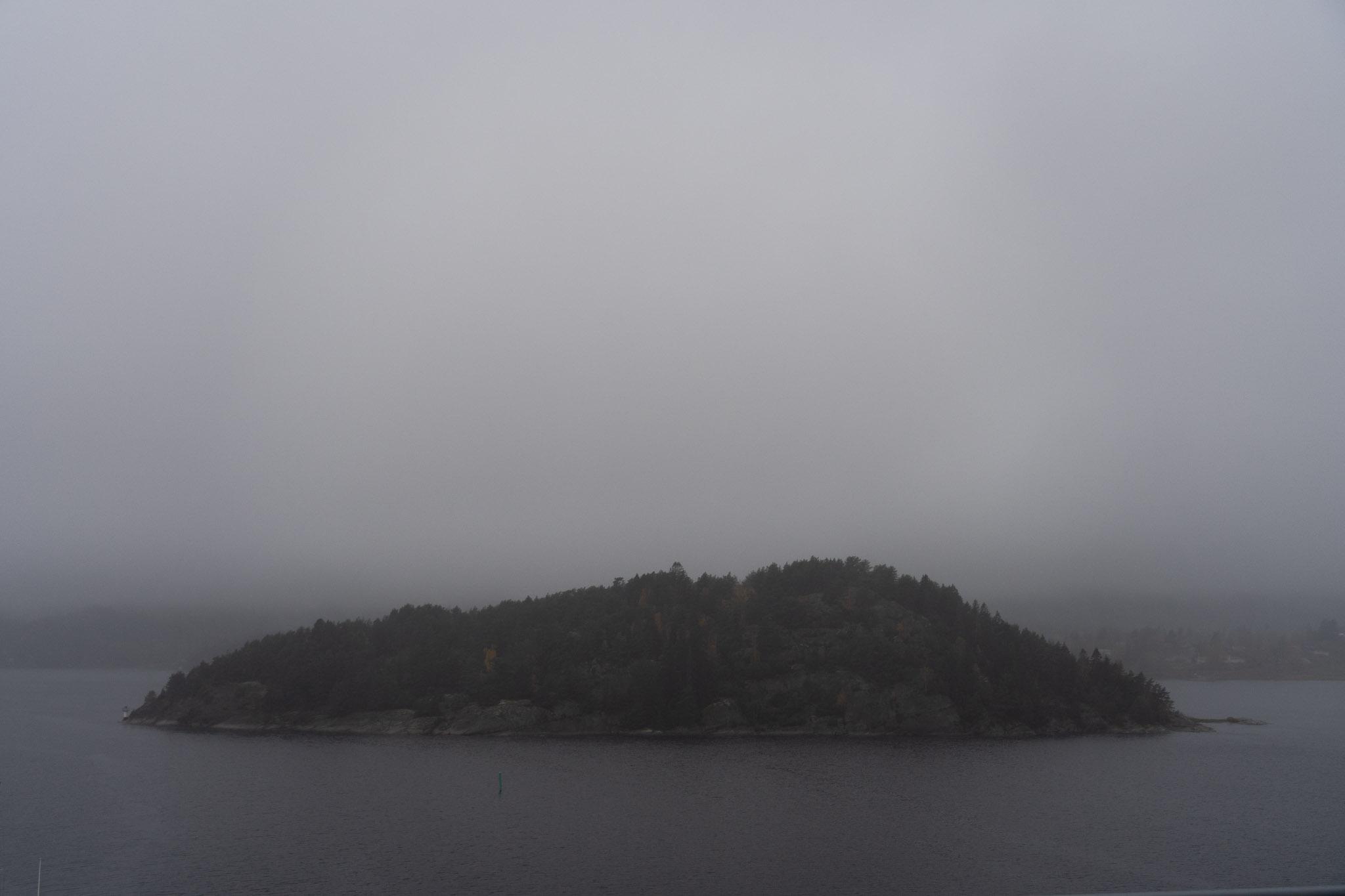 Eindrücke der regnerischen Fahrt
