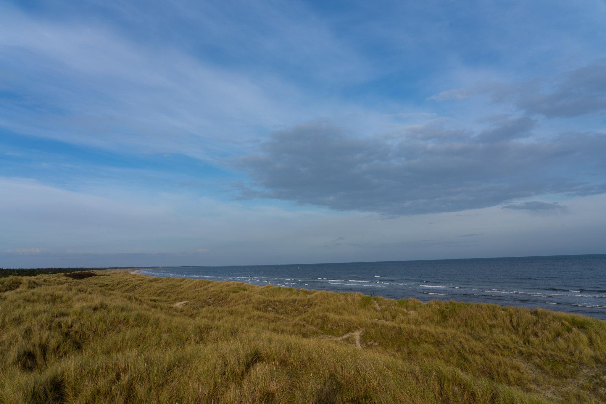 Strand in Ålbæk