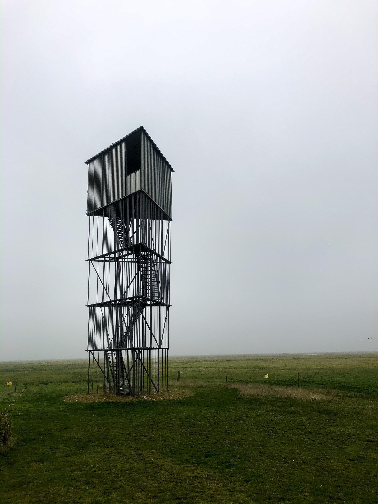 Vogelturm Tipperne