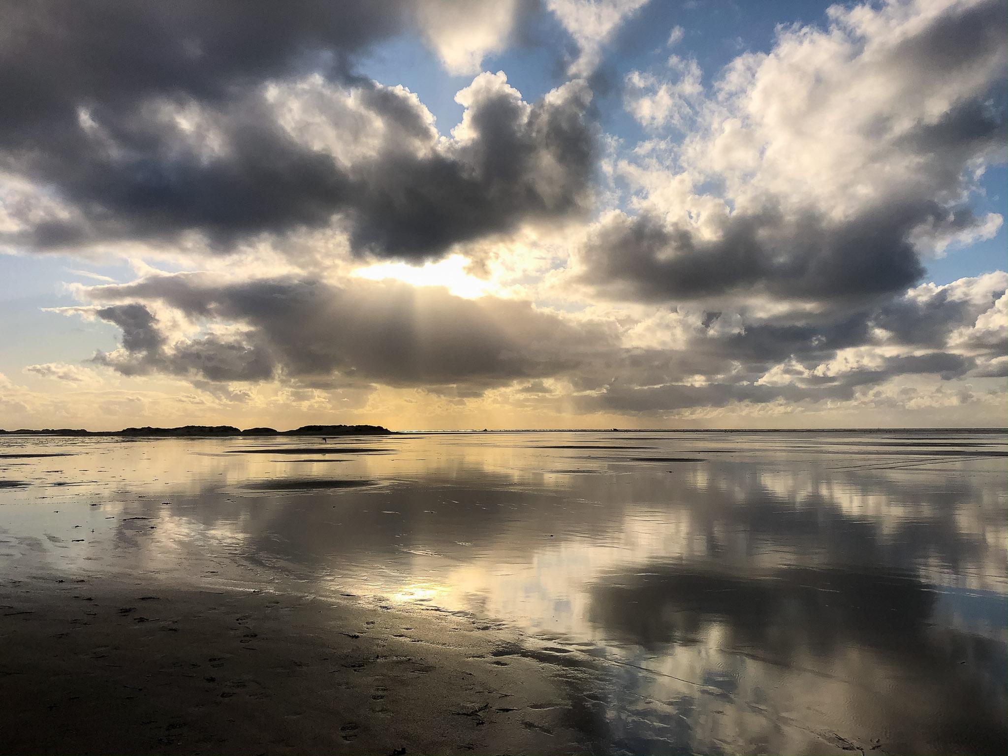 Eindrücke des Wattenmeers