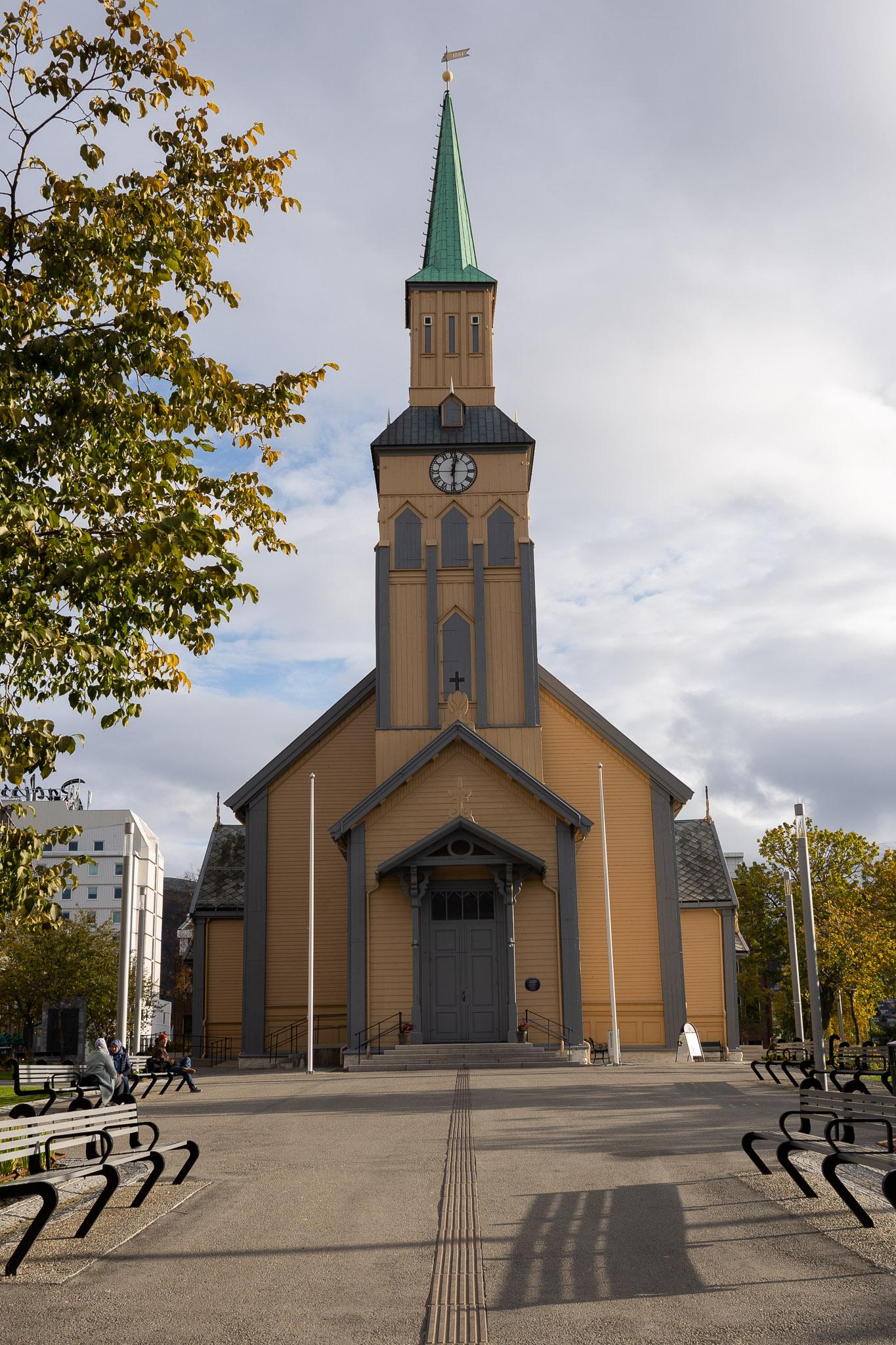 Tromsø Kathedrale